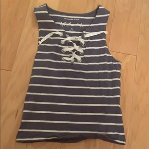 Abercrombie & Fitch striped top